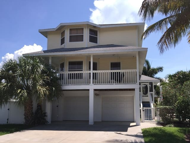 Large Anna Maria Island Home with Private Pool!