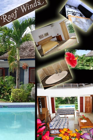 Reef Winds Villa - Salem - Villa