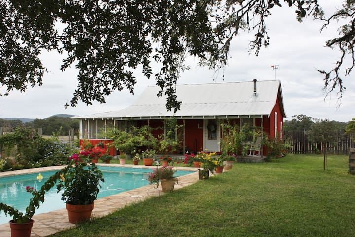 Majestic Oaks Farm - Old House - Tarpley
