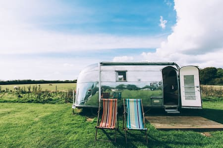 Airstream B&B by Vintage Vacations