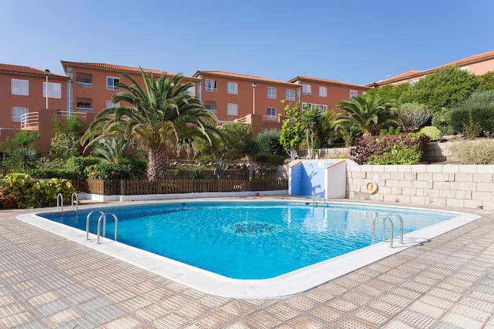 Apartamento Bien Situado 150m PLAYA - Candelaria - Apartament