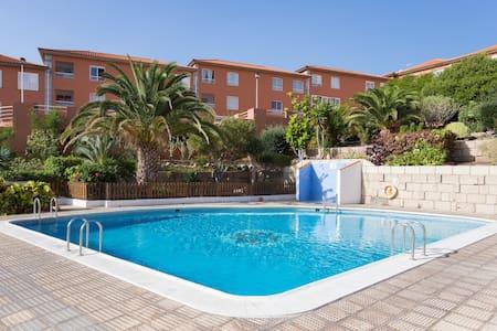 Apartamento Bien Situado 150m PLAYA - Candelaria
