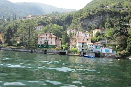 mansarda bellavista lago - Carate Urio - Villa