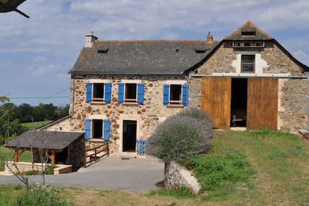 Ancien corps de ferme - Haus