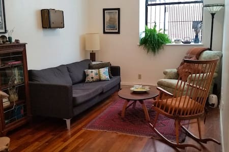 Comfy Room in Trendy Brooklyn!