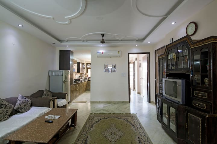 It's a Happy Home *‿* - New Delhi - Bed & Breakfast