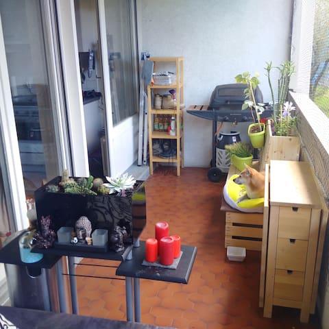 Appartement du Merley - Bernex