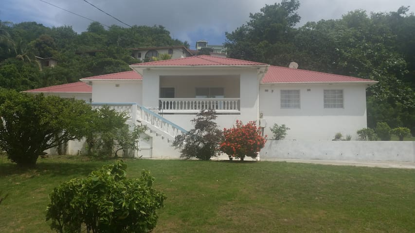 Home away from Home in St lucia - Castries City - Hus
