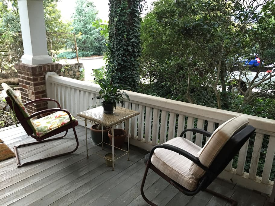 Sunny 1918 Private Apt Candler Park Lake Claire