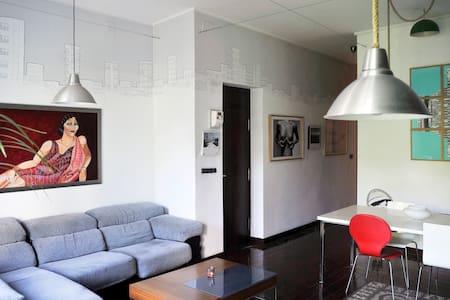 Apartamento céntrico en Alicante - อาลิกันเต