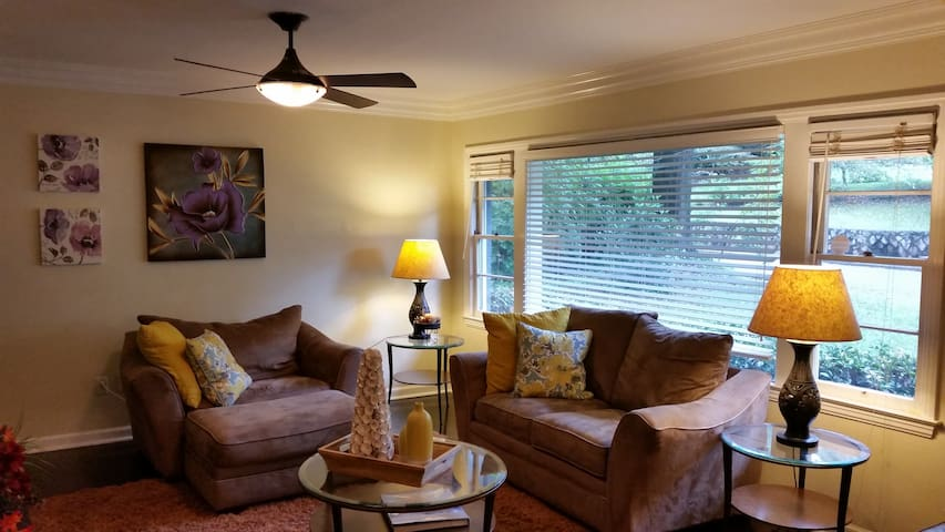 Family friendly apartment (A) - Atlanta