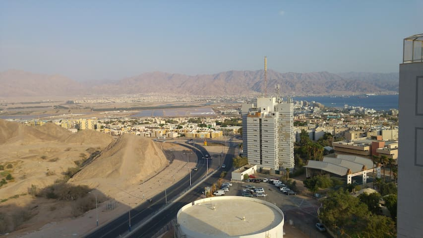 Penthouse Eilat - 2 rooms apartment