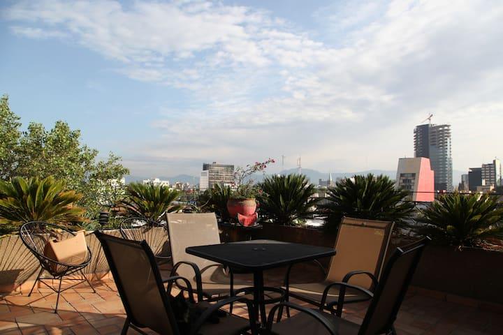 Lindo departamento en DF - Cidade do México - Apartamento