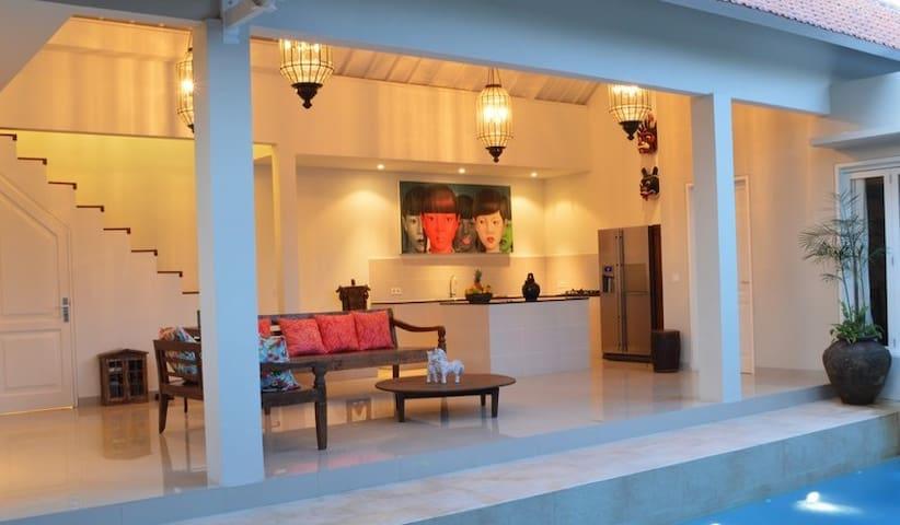 villa Santai near restaurants and beach - Official
