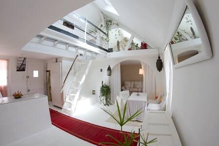 La Sakina:Loft atypique avec hammam - Auray