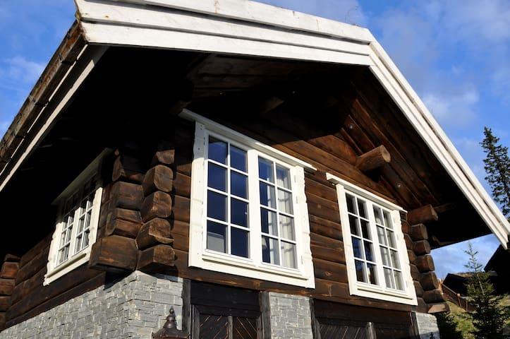 HAFJELL - Liten koselig tømmerhytte - Øyer - Cabin