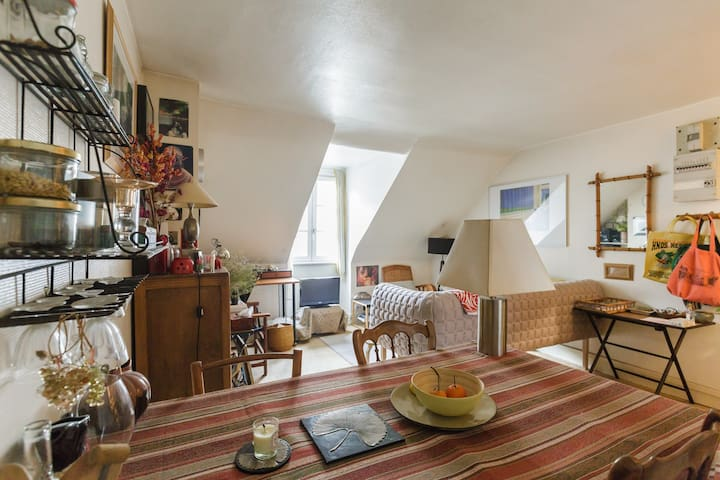 Cosy Apartment for Paris Lovers near Bastille