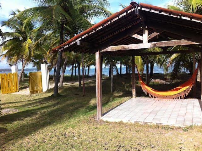 Casa à beira-mar de Japaratinga - Japaratinga - Casa