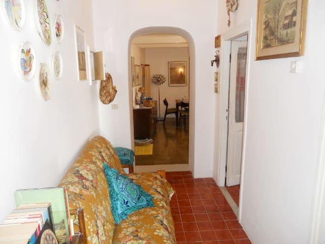 Apartment with view in the medieval center - Paliano - Apartamento