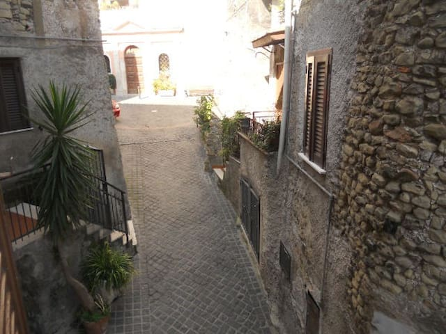 Apartment with view in the medieval center - Paliano - Apartment