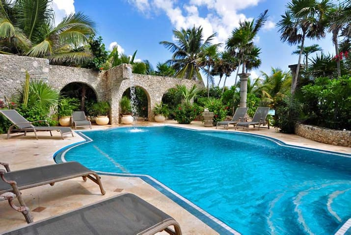Hacienda Kass 5 Bedrooms: 111357 - Cancún - Villa