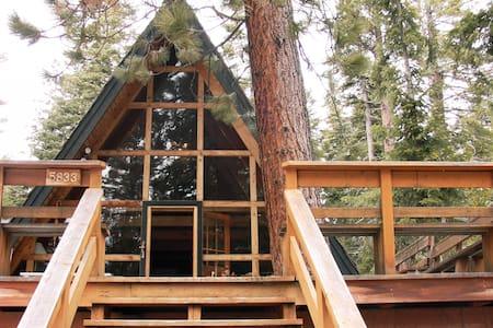 Affordable North Lake Tahoe Cabin - Carnelian Bay