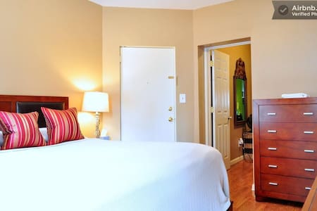 IMMACULATE 2BR  7MIN FROM MANHATTAN - Jersey City - Apartment