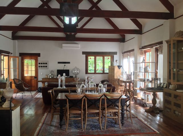 The Barn, Burleigh Hinterland, Gold Coast