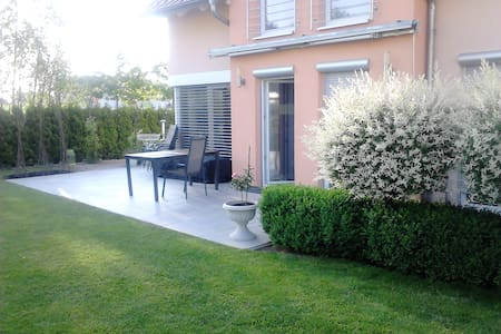 Modern holiday house Lake Constance - Eriskirch