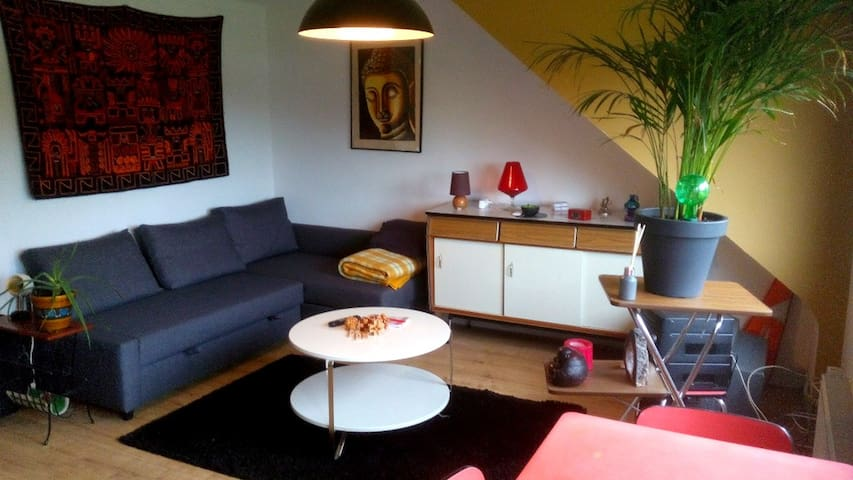 Cozy appartment, unique location