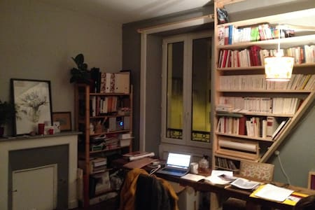 Charmant appartement central