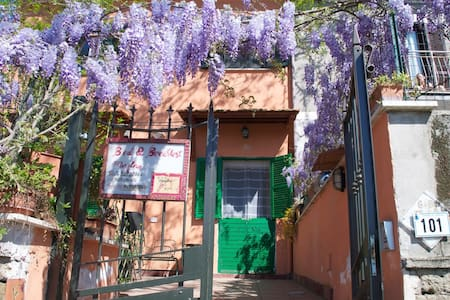 camera ampia e confortevole - Campoleone