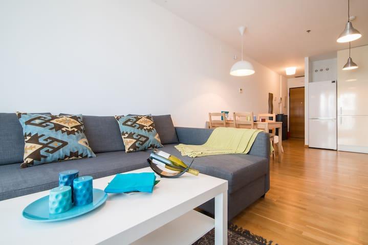 New apartment. Fira I Europa.- MWC, Granvia Fira