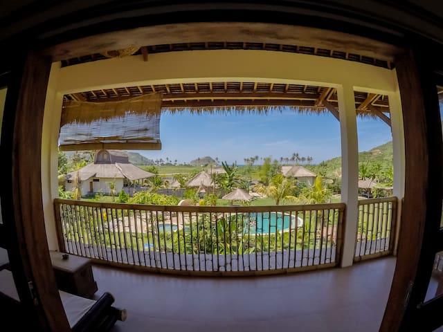 Owa Lodge - Ocean View - Pujut - Bed & Breakfast