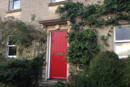 Country cottage house near to Bath - Hinton Charterhouse - House