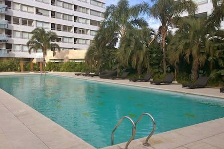 Luxurious 1 BR apartment Floor 25th - Buenos Aires - Apartment