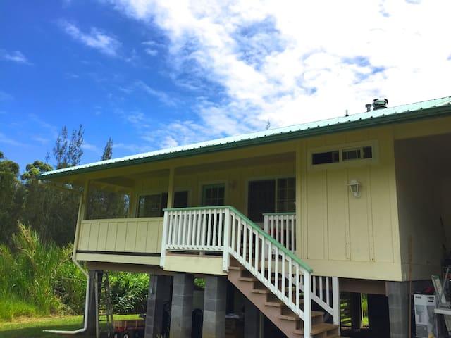 Ahualoa Hale - Honokaa - Pis