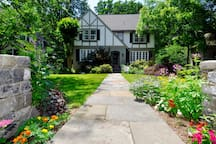 Historic home in quiet Chevy Chase neighborhood