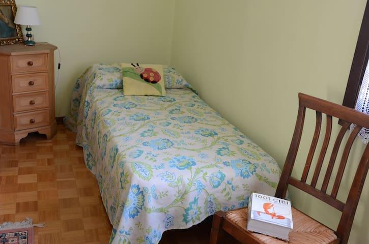Singola o Doppia a letti singoli - Ponte di Nanto - Bed & Breakfast