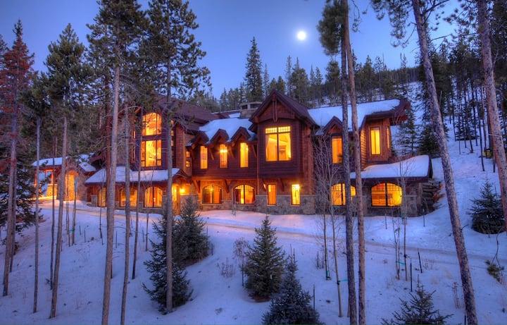 Gold Run Lodge Luxurious Ski Home