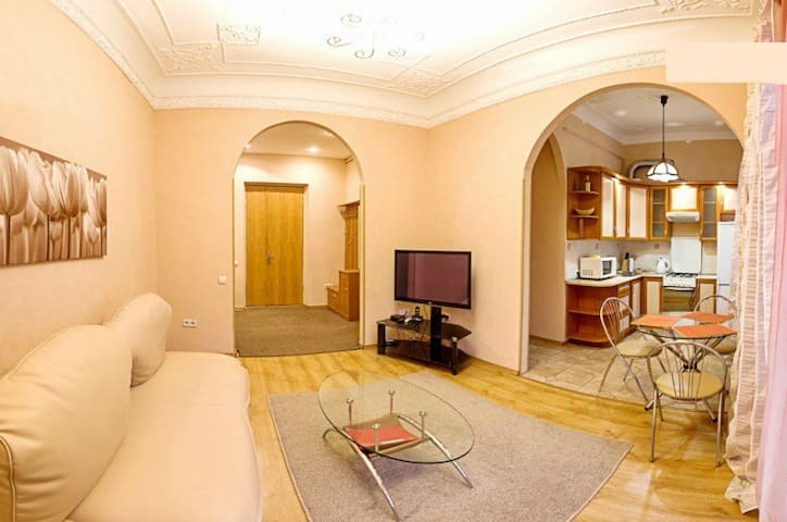 Nice and lovely apartment near the Olympic stadium