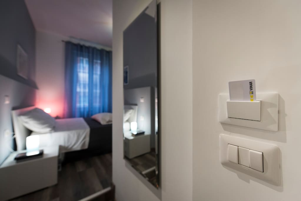 camera tripla  con bagno privato