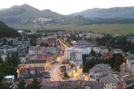 Roccaraso vista panoramica - Roccaraso - Apartemen