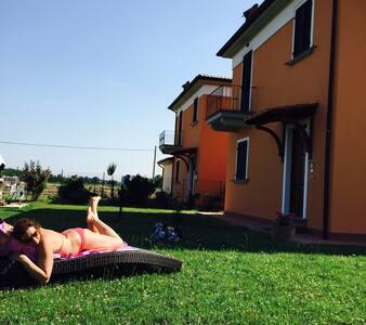 Casa Vacanza  10 minuti da Cortona - Castiglion Fiorentino