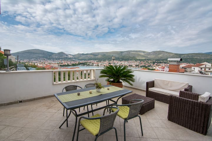 Amazing View Apartment #2 - Trogir - Appartement