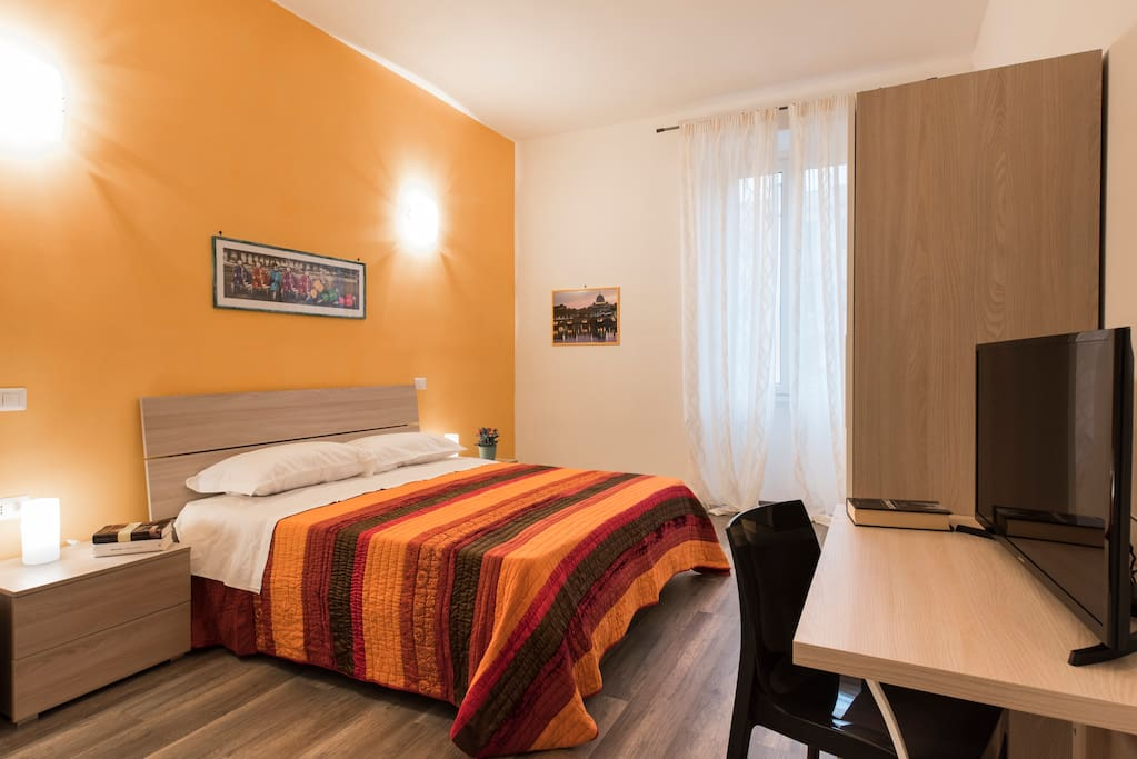 B b holidays in rome q chambres d 39 h tes louer rome for Chambre hote rome