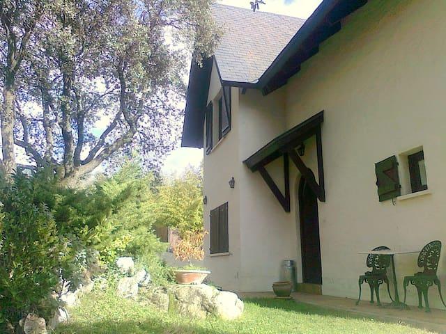 Habitacion con vistas - La Berzosa - Casa