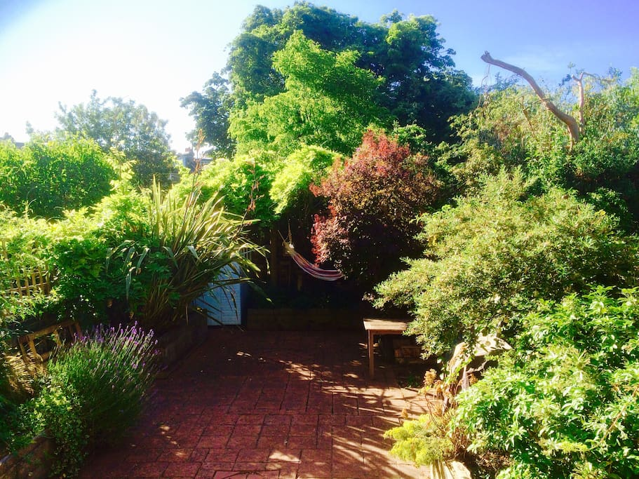 The gorgeous garden, an oasis from the bustle of london