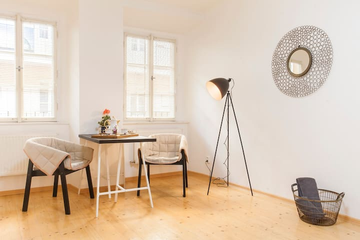 Cozy room in the centre of Prague - Praag - Appartement