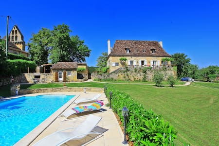 THE RECTORY 16 CENTERY 5 STARS - Saint-Julien-de-Lampon